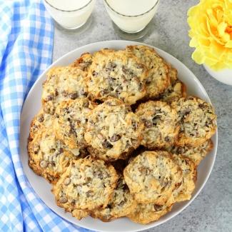 Almond Joy Cookies (Gluten Free)