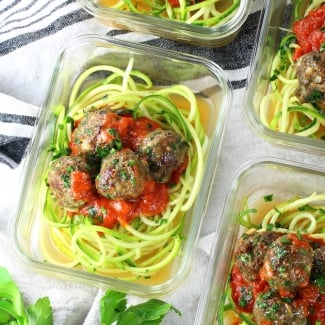 12 Easy Low Carb Keto Meal Prep Recipes!