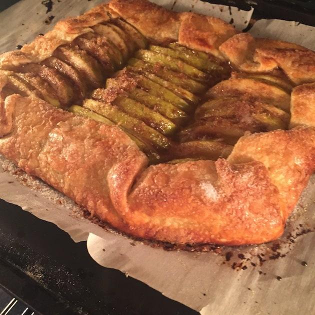 Baking Galette