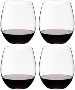 Reidel wine tumblers