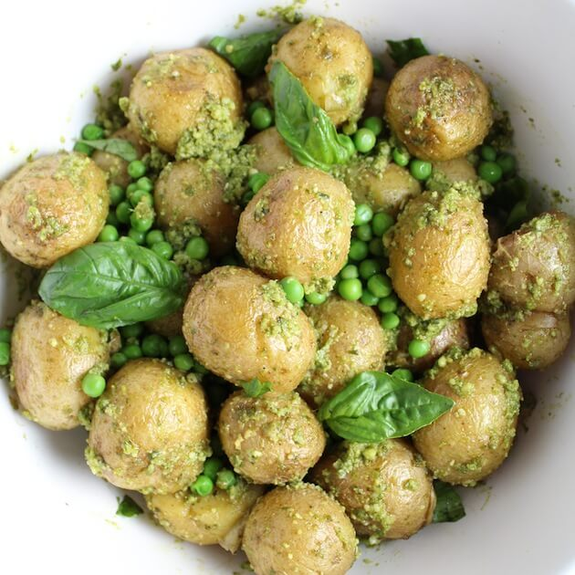 Pesto Potato Salad CU 3