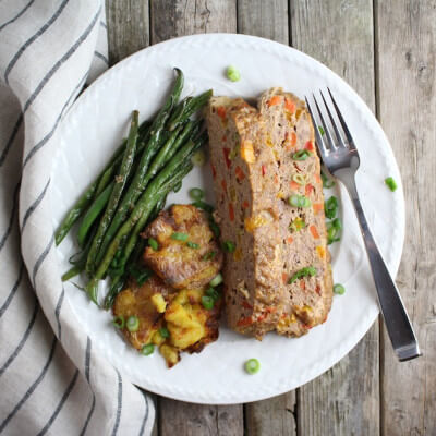 Farmer's Market Meat Loaf
