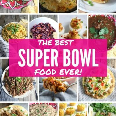 The Best Super Bowl Food Ever!