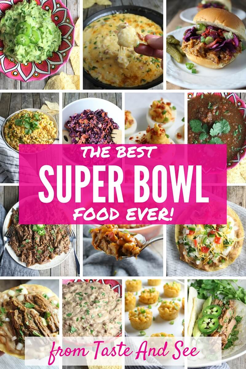 The Best Super Bowl Food Ever
