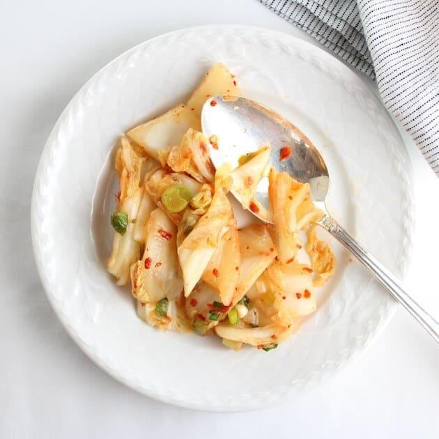 Easy Kimchi | Taste And See