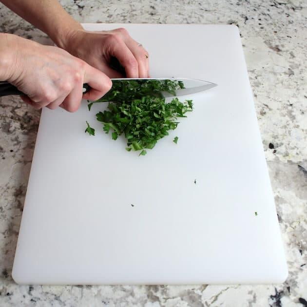 parsley E
