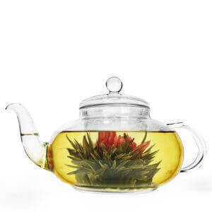 Amazon Rishe Glass Teapot