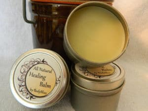 healing balm ginger bliss