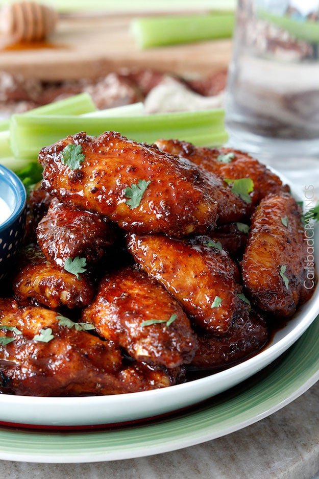 1 Carlsbad Cravings - Buffalo-Honey-Hot-Wings2