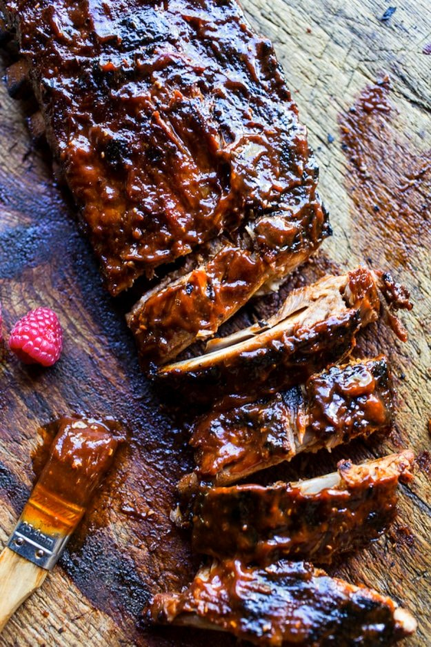 6 RCrockpot-Grilled-Fiery-Habanero-Apricot-BBQ-Ribs-1E