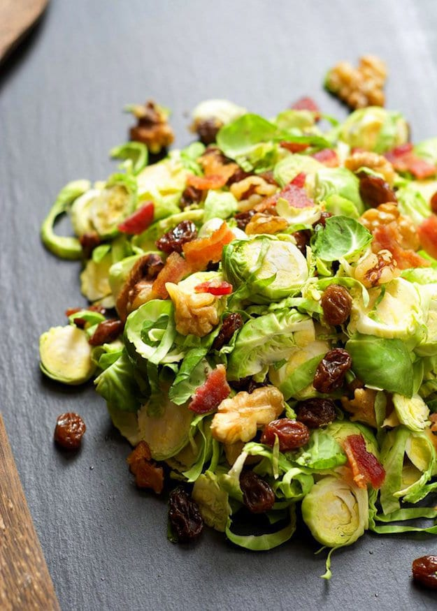 7 Shaved Brussels Salad ru18E