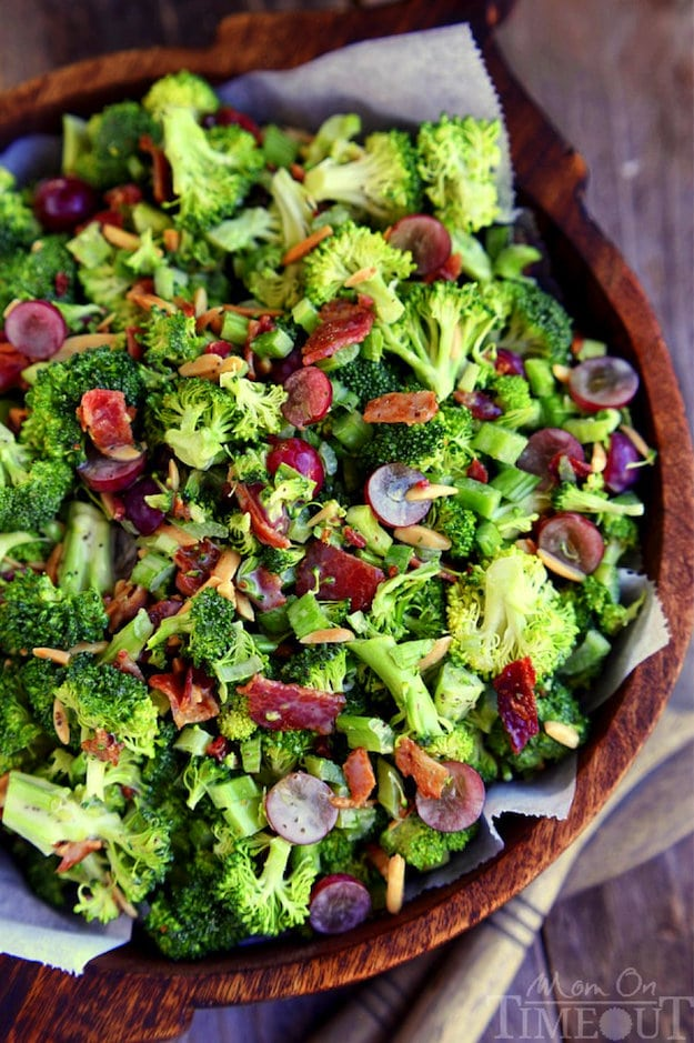 9 Broccoli SaladE