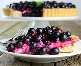 Sidebar Blueberry TartE