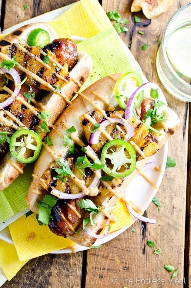 1Hawaiin-Hot-Dogs-with-Grilled-Pineapple-and-Teriyaki-Mayo-680-2