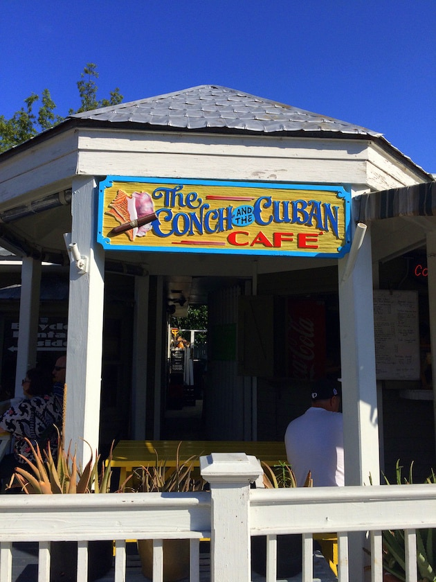 The Conch And The Cuban Cafe Ana's Cafe Key West