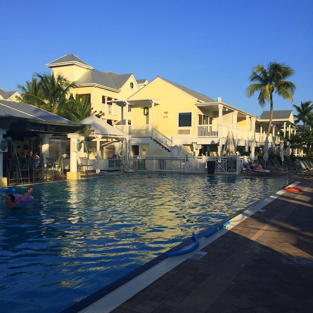 Key West Southernmost Beach Resort Pool
