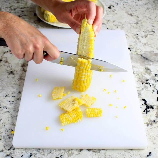 Jalapeño Cilantro Corn Salad Recipe
