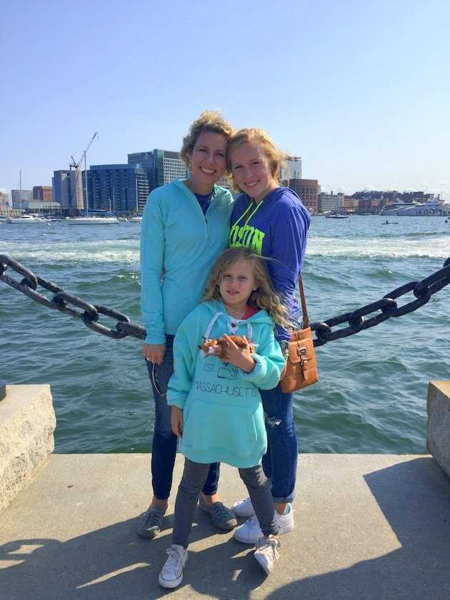 Long Wharf Boston Harbor