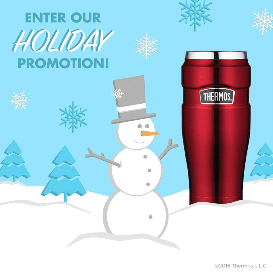 Thermos FaceBook Promotion