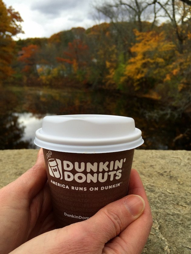 Dunkin' Donuts Salted Caramel Latte - by Taste And See