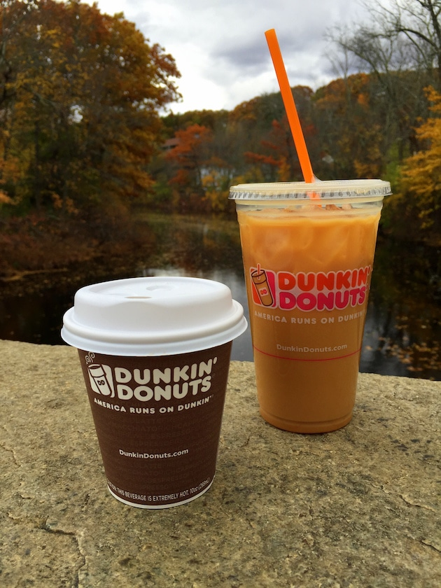 Dunkin' Donuts Salted Caramel - by Taste And See