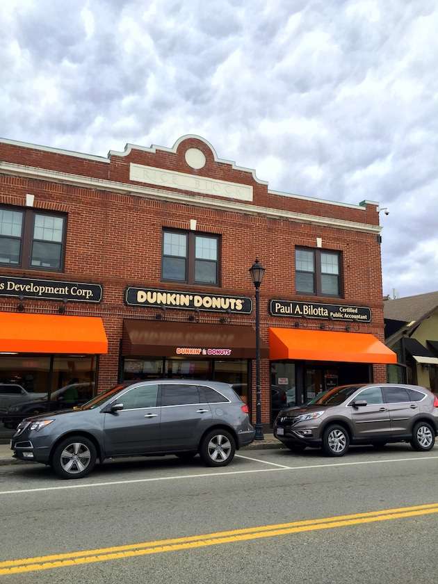 Dunkin' Donuts Storefront - by Taste And See