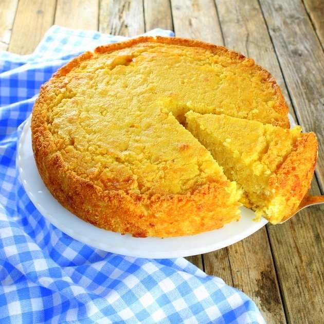 Top Ten Recipes of 2016 - Caribbean Cornbread