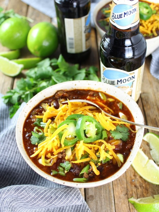 Stout Beer Chili Recipe