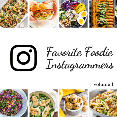 Our Favorite Foodies On Instagram – Volume 1