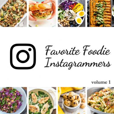 Our Favorite Foodies On Instagram – Volume 1