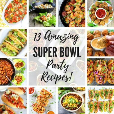 Score Big With These Tasty Super Bowl Party Recipes!
