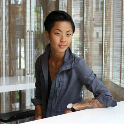 Join Chef Kristen Kish Cooking Demo at Macy's Boston on May 11th!