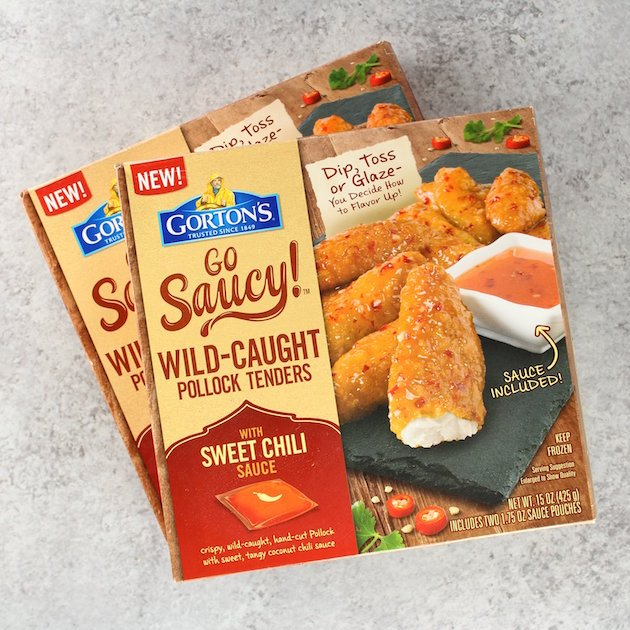 Gorton's Sweet Chili Wild Caught Pollock Tenders