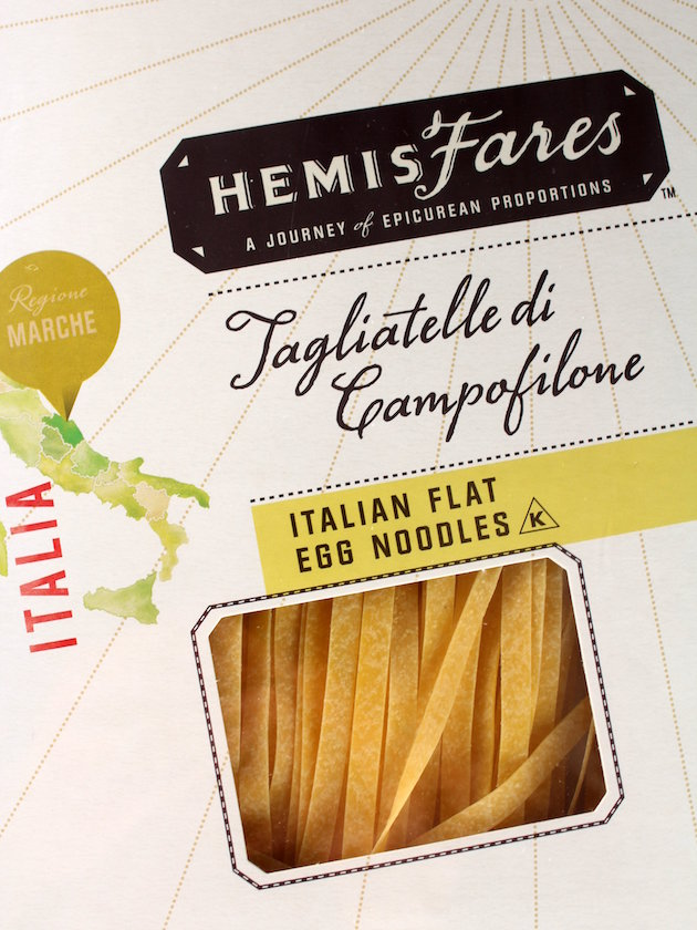 HemisaFares Tagliatelle with Burrata, Tomatoes, and Pine Nuts
