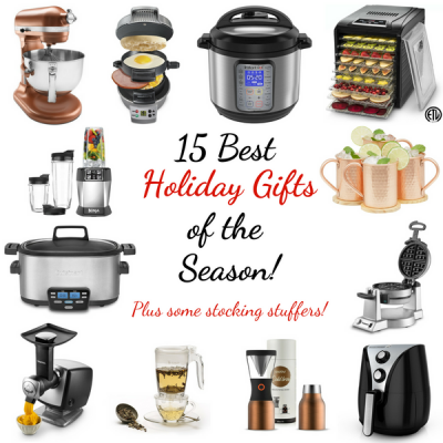 Best Holiday Gifts Of The Season!