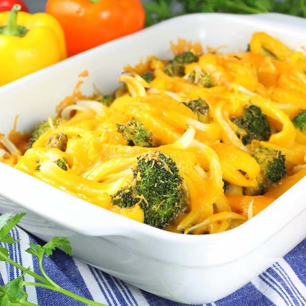 Ranch Chicken Broccoli Casserole (Low Carb) Recipe & Image