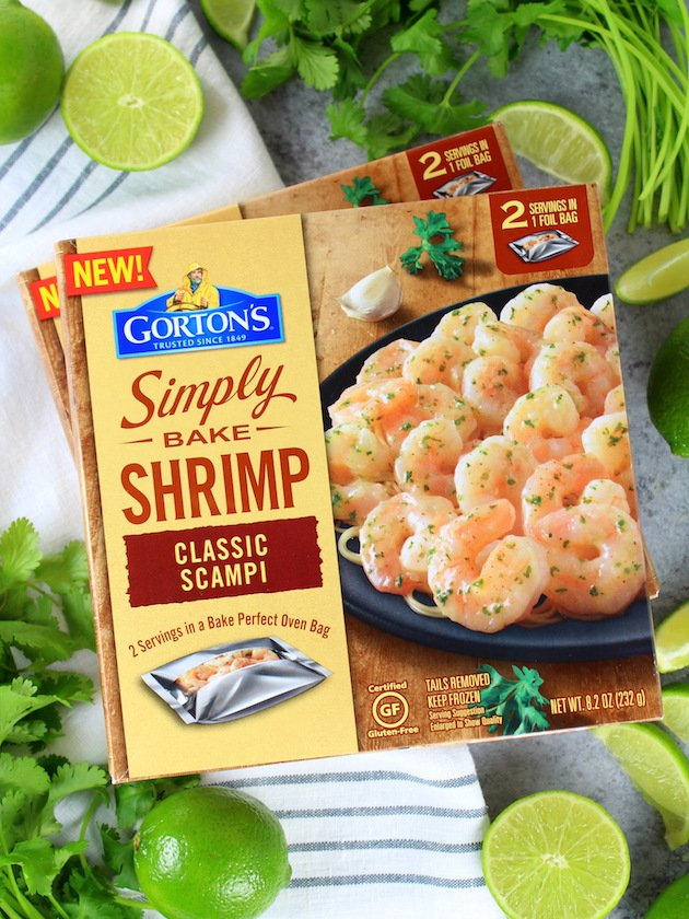 Shrimp Pad Thai Spring Rolls Recipe & Image - Gorton's Simply Bake Shrimp