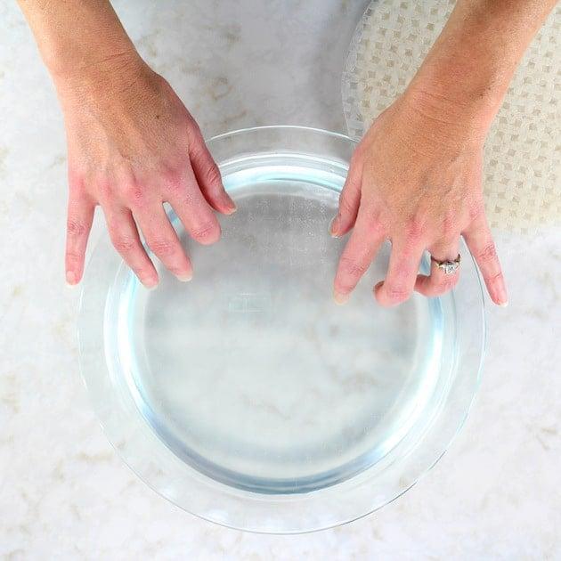 Shrimp Pad Thai Spring Rolls Recipe & Image - Rice Paper In Water