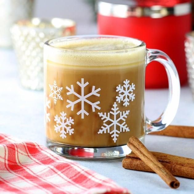 Cinnamon Keto Bulletproof Coffee Recipe