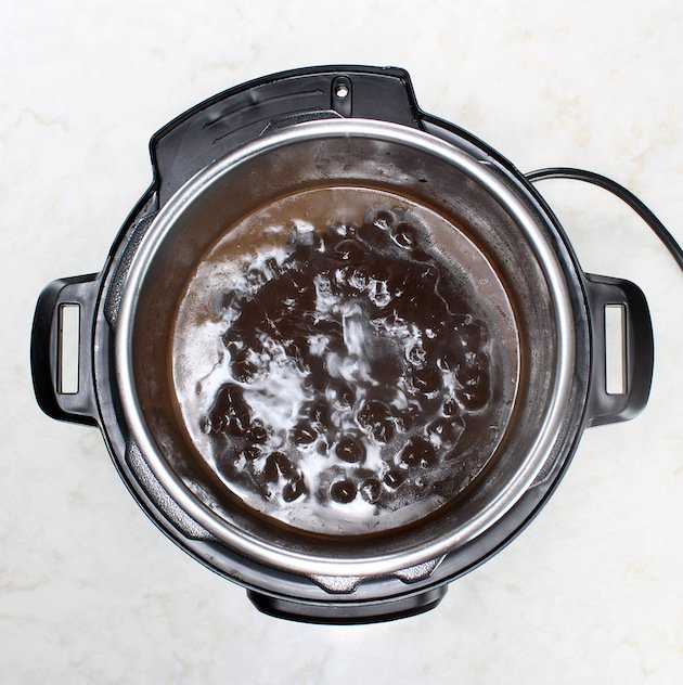 How to make gravy in an instant pot