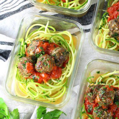 12 Easy Low Carb Keto Meal Prep Recipes!