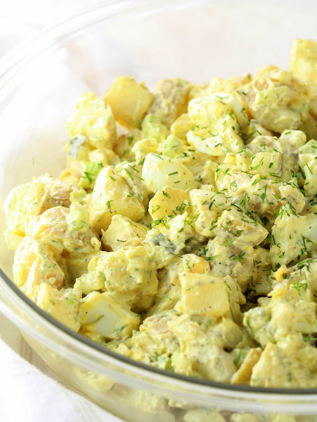 How to cook Instant Pot Potato Salad - 3
