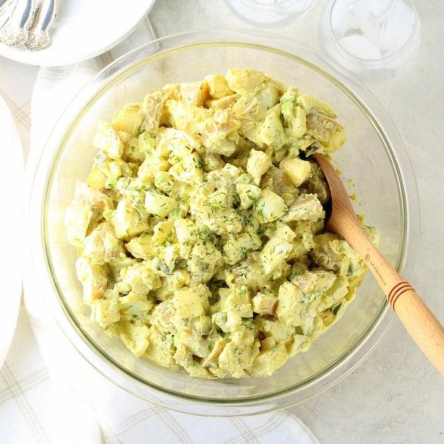 Instant Pot Potato Salad