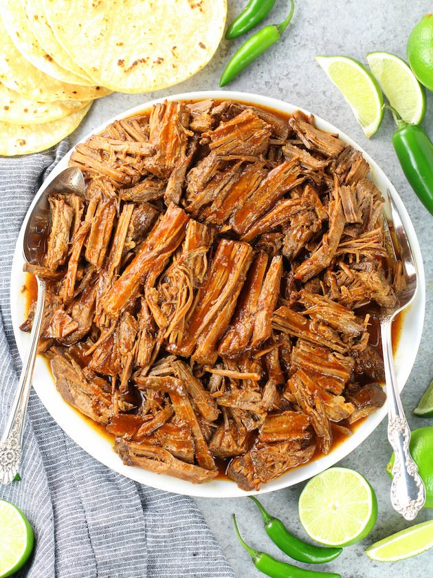 How to make Beef Barbacoa in instant pot