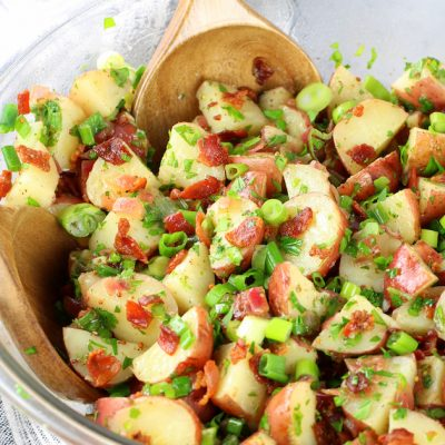 German Potato Salad (Instant Pot and Stovetop)