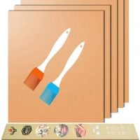 Copper Grill & Bake Mat (Set of 5)