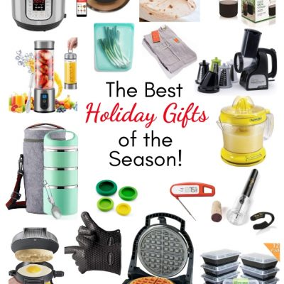 2019 Holiday Gift Guide For Foodies!