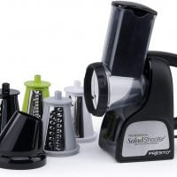 SaladShooter Electric Slicer/Shredder