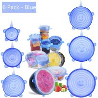 Silicone Stretch Food Cover Lids