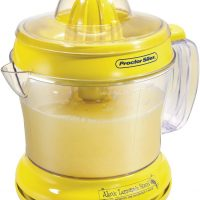 Lemonade Stand Citrus Juicer Machine